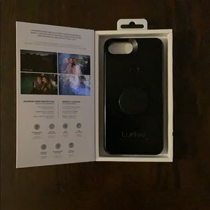 LuMee Two Phone Case for IPhone 7 or 8 Plus
